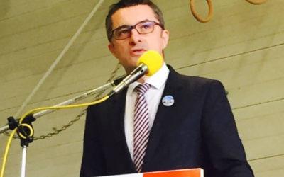 Congrès de la FNAC-Isère: «vous portez les valeurs de la République sur le temps long »