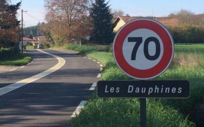 Sécurité routière; la leçon du hameau des Dauphines