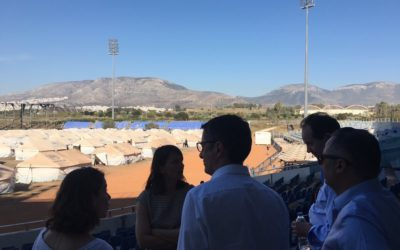 Mission parlementaire en Grèce; un constat alarmant