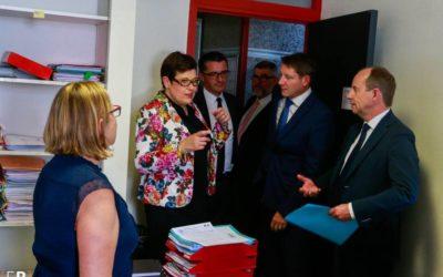 Plus de 6 millions d'Euros pour le Tribunal de Vienne