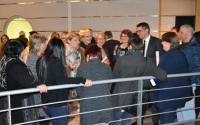 A l'occasion de la journée internationale des droits des femmes : une rencontre, des avancées et des combats à mener…