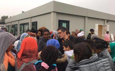 Ouverture prochaine d'un centre d'accueil pour réfugiés à Chasse sur Rhône
