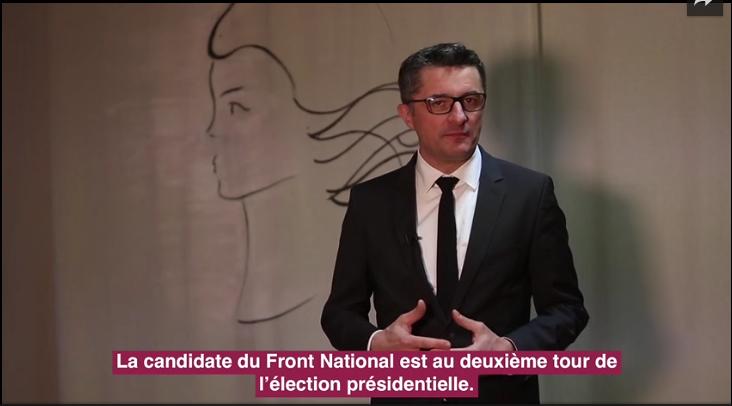 Dimanche 7 mai, votons Emmanuel Macron