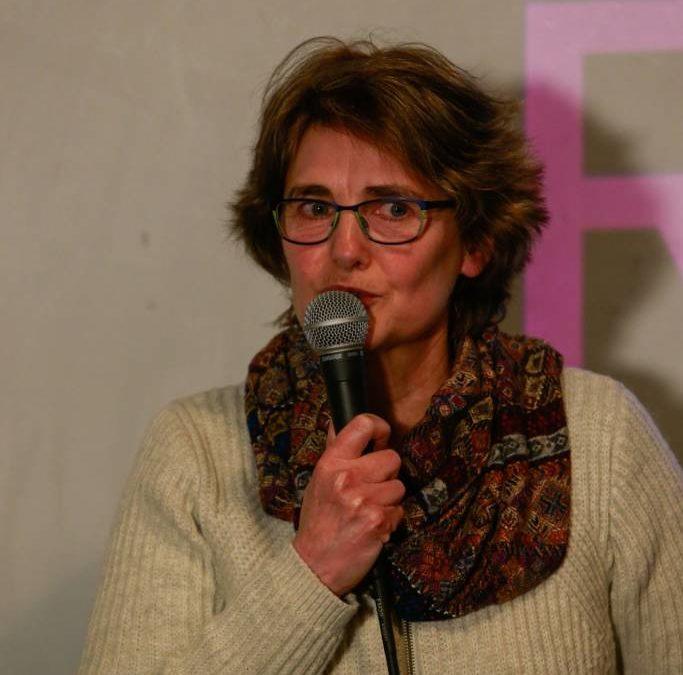 Christine Rabier, suppléante
