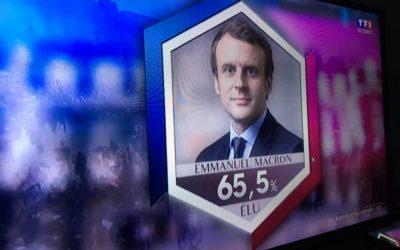 Emmanuel Macron, Président